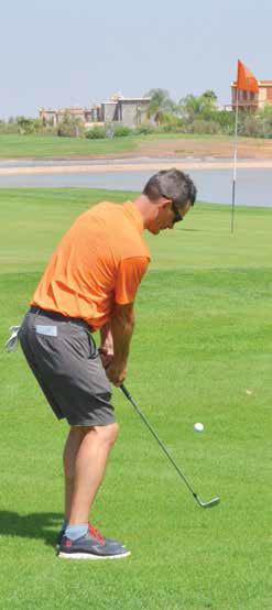 TECHnIQUE444-3 CHIP OU COUP LOBE AYEZ LABONNE APPROCHE Technique de Golf