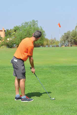 TECHnIQUE444-4 CHIP OU COUP LOBE AYEZ LABONNE APPROCHE Technique de Golf