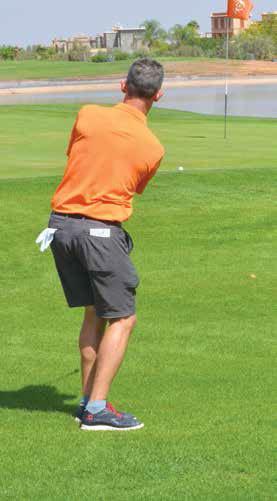 TECHnIQUE444-6 CHIP OU COUP LOBE AYEZ LABONNE APPROCHE Technique de Golf