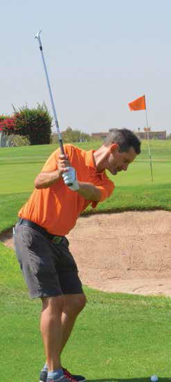 TECHnIQUE444-7 CHIP OU COUP LOBE AYEZ LABONNE APPROCHE Technique de Golf
