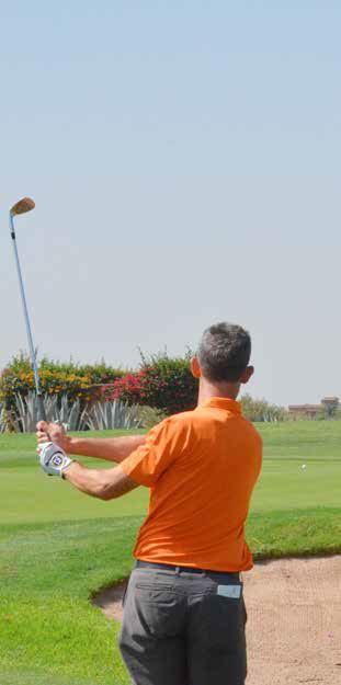 TECHnIQUE444-8 CHIP OU COUP LOBE AYEZ LABONNE APPROCHE Technique de Golf