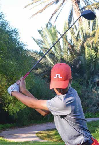 hugo-monte-6 Fade et draw deux effets pour maitriser les doglegs Technique de Golf