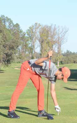 hugo-prep-2 Fade et draw deux effets pour maitriser les doglegs Technique de Golf